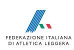 logo FIDAL - Federazione Italiana Atletica Leggera